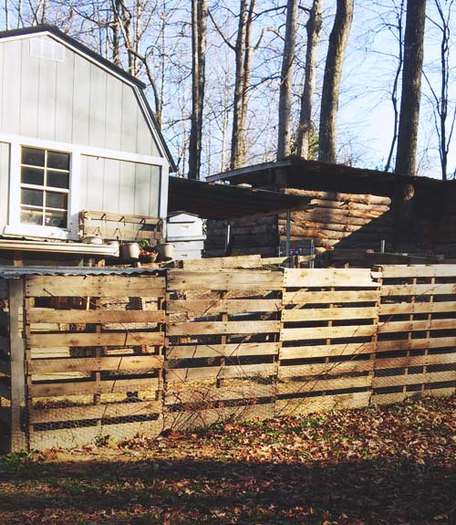 How to build a pallet fence for almost 0 and 6 plans ideas for Wood pallet privacy walls
