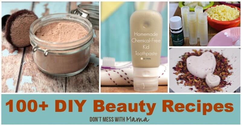 100-DIY-Beauty-Recipes