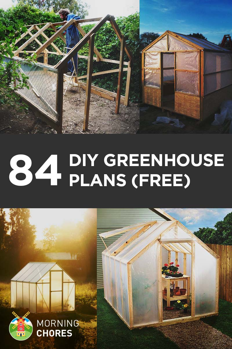 Delicieux 125 Free DIY Greenhouse Plans To Help You Build One In Your Garden This  Weekend