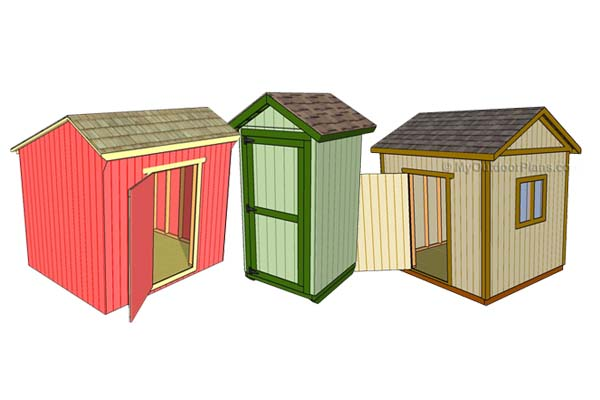 Myoutdoorplans Has 12 Free Shed Plans In Any Dimensions And Functionality Whether You Re Looking For A Huge 16 Storage Or Tiny 4