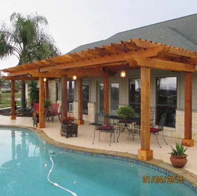 15 minute pergola - 51 DIY Pergola Plans & Ideas You Can Build In Your Garden (Free)