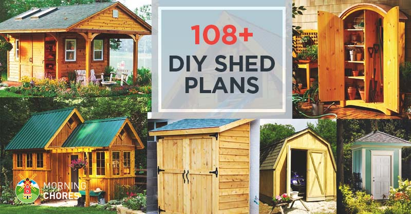 Diy potting shed design diy projects for Potting shed plans diy blueprints