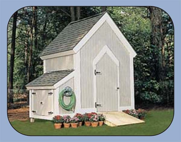 Hutch Shed