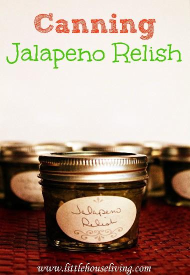 Jalapeno-Relish
