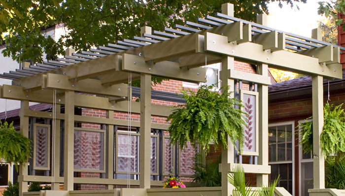 This Pergola Is Not For Beginners. However, If You Are An Experienced  Builder Then You Will Be Right At Home With This One.