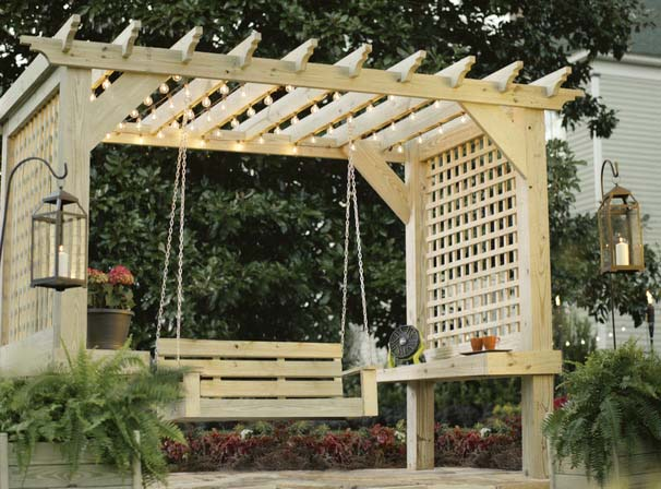 51 DIY Pergola Plans & Ideas You Can Build in Your Garden (Free) Backyard Gazebo Attachment Ideas on backyard umbrella ideas, backyard pier ideas, backyard doors ideas, backyard picnic area ideas, backyard hot tub ideas, backyard slide ideas, wooden garden bench decor ideas, backyard pond ideas, backyard tent ideas, backyard outdoor ideas, backyard landscape ideas, backyard restaurant ideas, backyard statue ideas, backyard shade ideas, backyard soccer ideas, backyard landscaping, backyard laundry ideas, backyard playground ideas, inexpensive backyard ideas, pergolas ideas,