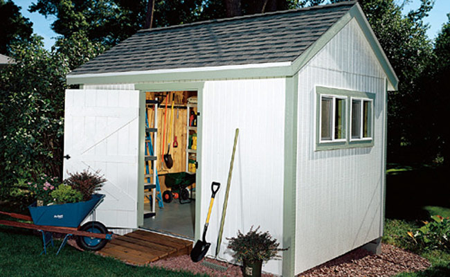 shed 78 - 108 DIY Shed Plans With Detailed Step-by-Step Tutorials (Free)