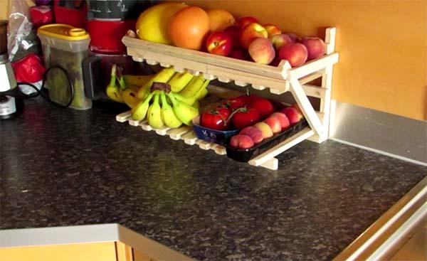 Pallet Fruit basket