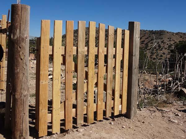 Pallet Gate