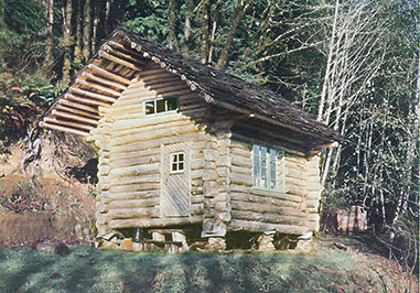 27 beautiful diy cabin plans you can actually build this cabin has the look of the original hand built cabins it is smaller in square footage but it is definitely something that can be built with materials solutioingenieria Gallery