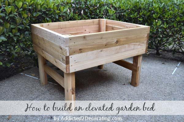 Raised Garden Bed 13