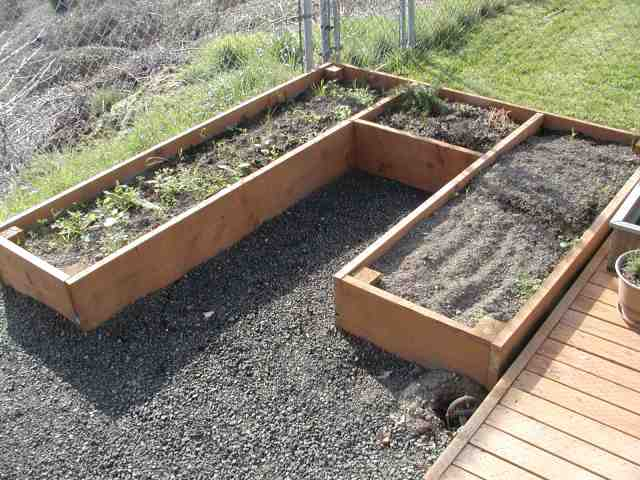 Lovely If You Are Someone That Likes To Add A Little Flair To Your Design Then You  Might Like This Raised Garden Bed Option.