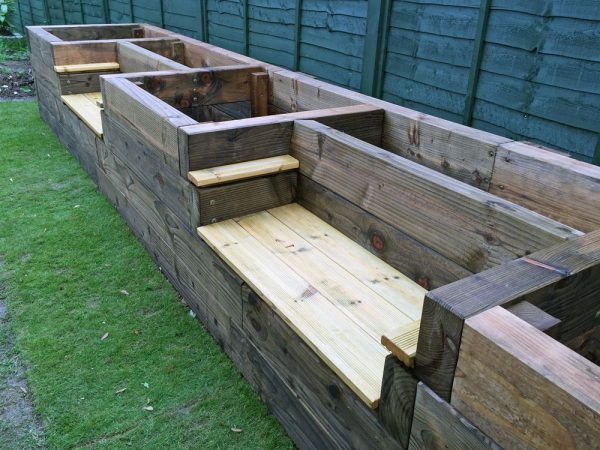 Raised Garden Bed 25