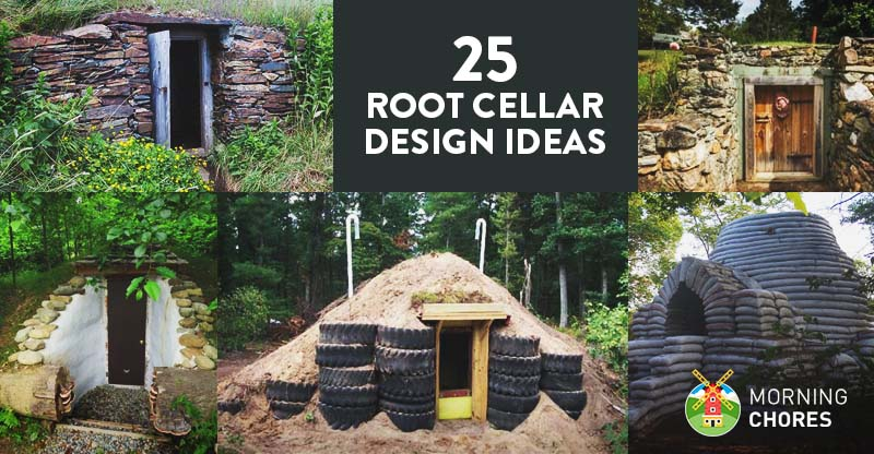 25 DIY Root Cellar Plans u0026 Ideas to Keep Your Harvest Fresh Without Refrigerators : cold cellar design  - Aeropaca.Org