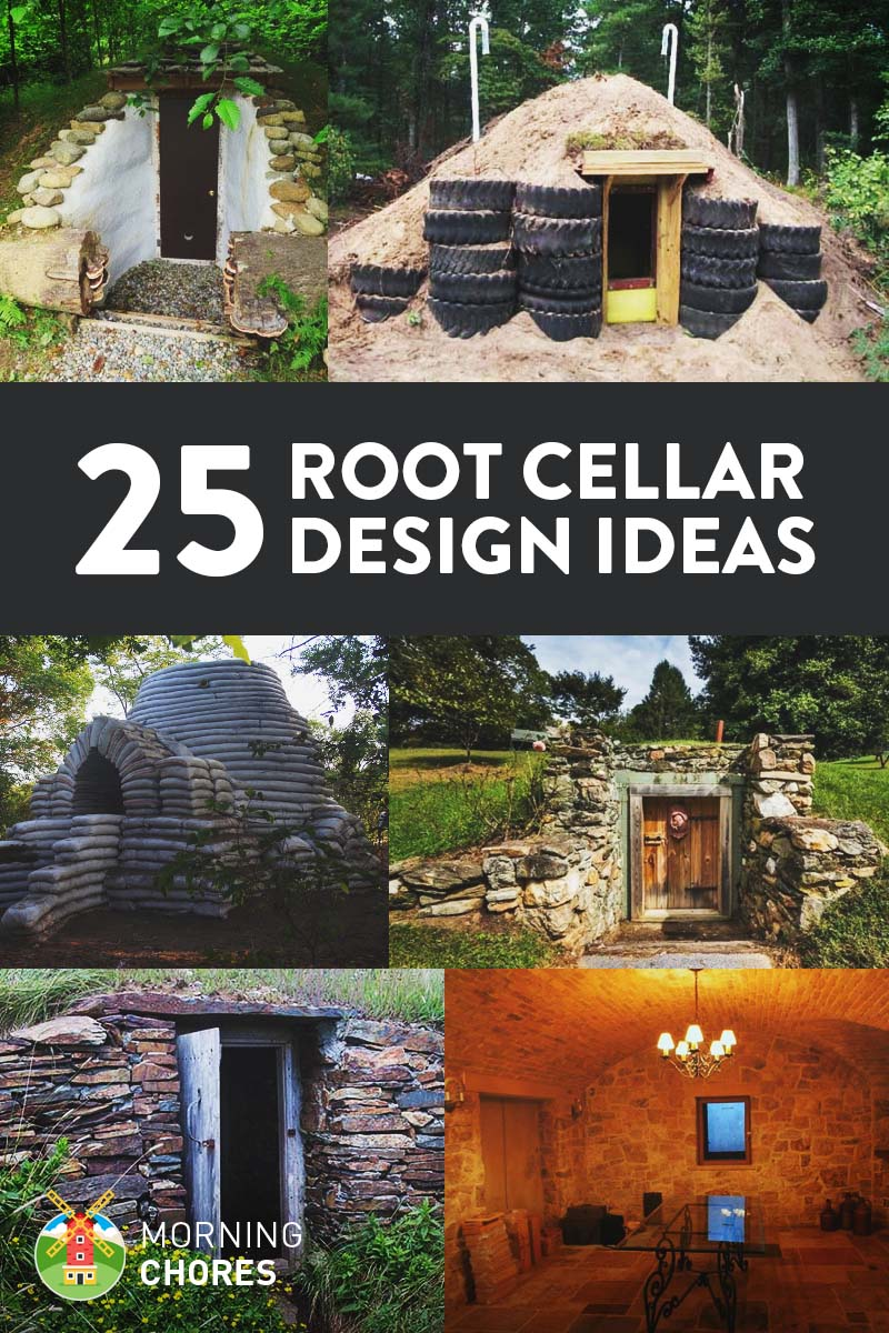 25 diy root cellar plans & ideas to keep your harvest fresh without