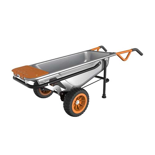 Amazing With A 300 Pound Load Capacity, You Wonu0027t Be Able To Move Huge Loads But  For Around The House Or A Small Hobby Farm, You Should Have An Adequate  Carrying ...