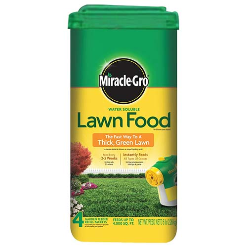 Who Makes Miracle Gro Plant Food