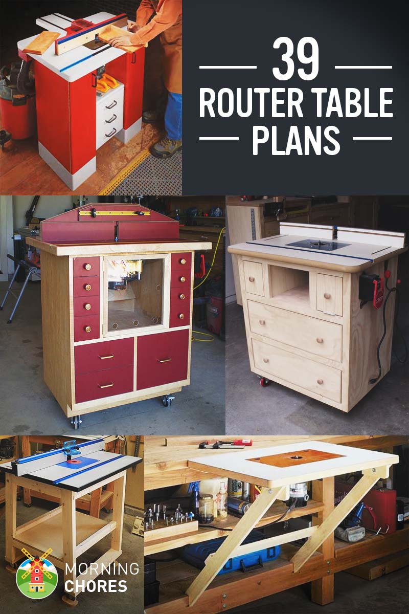 39 free diy router table plans ideas that you can easily build greentooth Gallery