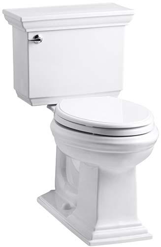 best water conserving toilet