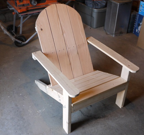 diy outdoor furniture plans. Adirondack Chair Plans Diy Outdoor Furniture Plans B