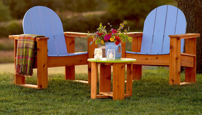 Super 35 Free DIY Adirondack Chair Plans & Ideas for Relaxing in Your  TA57