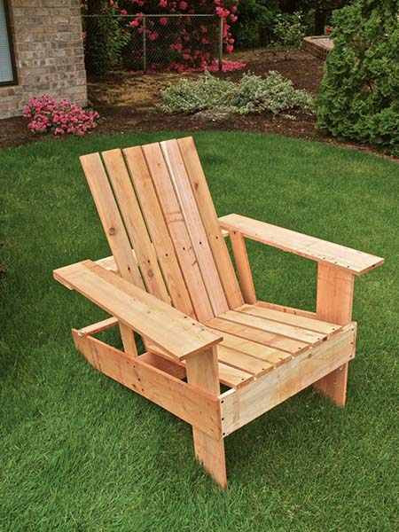 This Site Has Broken Down Building An Adirondack Chair Into 8 Simple Steps.  Donu0027t You Love That? It Seems When Things Get Broken ...
