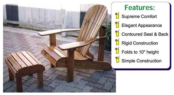 35 Free Diy Adirondack Chair Plans Amp Ideas For Relaxing In