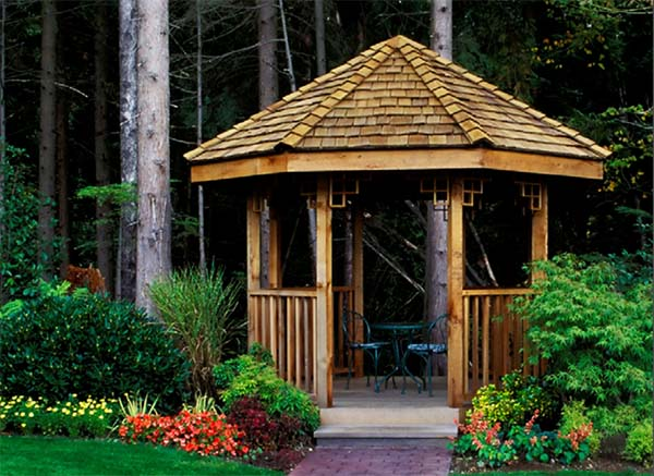 Gazebo Plans 2 - 22 Free DIY Gazebo Plans & Ideas To Build With Step-by-Step Tutorials