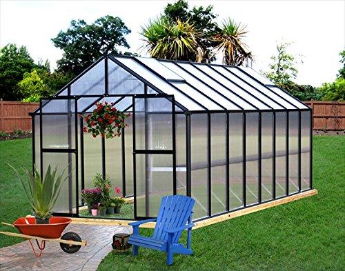 Monticello Premium Greenhouse