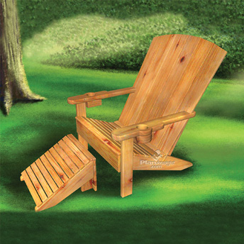Outdoor-children-chair-adirondack