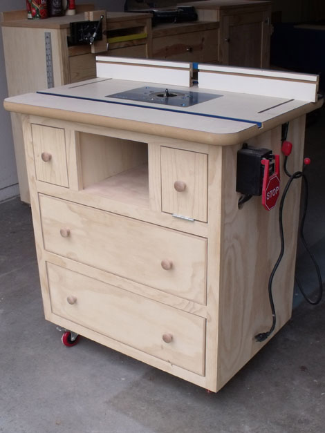39 free diy router table plans ideas that you can easily build patricks router table greentooth Gallery