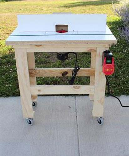 39 free diy router table plans ideas that you can easily build simple router table plans keyboard keysfo Images