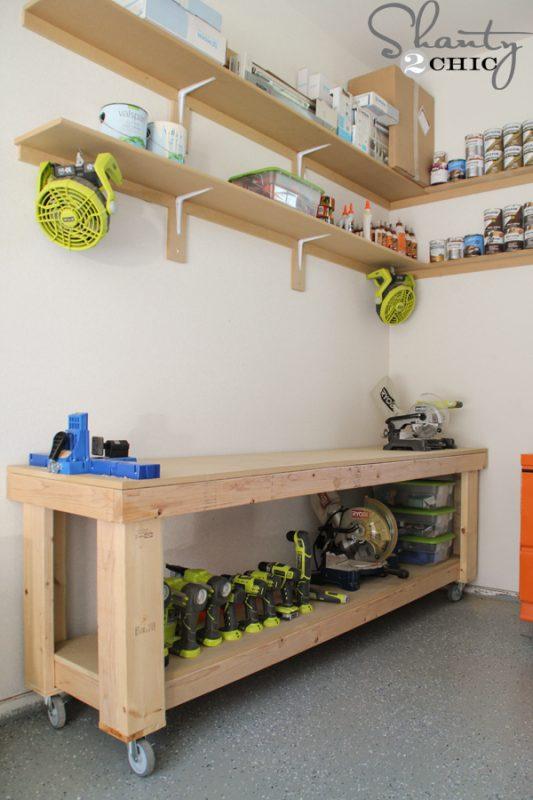 49 free diy workbench plans ideas to kickstart your woodworking