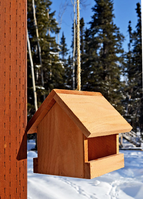 53 diy bird house plans that will attract them to your garden for How to make a wooden bird feeder