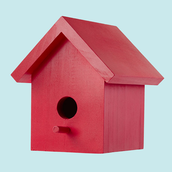 53 diy bird house plans that will attract them to your garden for Easy birdhouse ideas