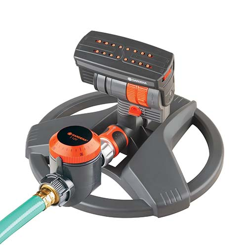 8 Best Sprinkler For Lawn And Garden Reviews Buying Guide