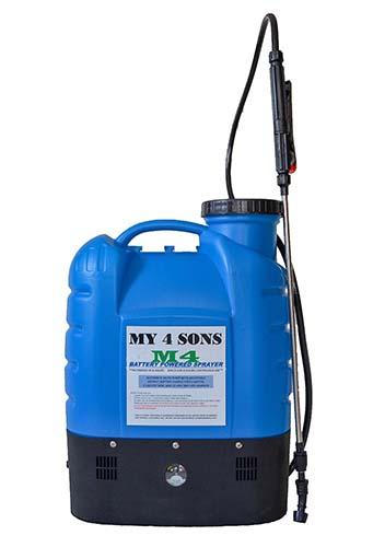 My 4 Sons Battery Ed Backpack Sprayer