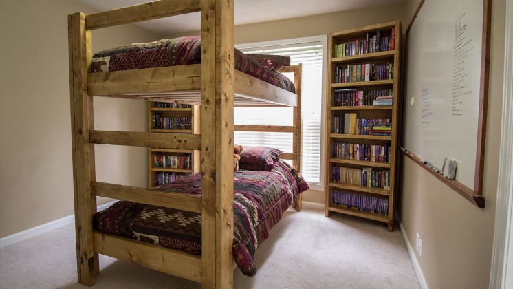 I Am Personally A Huge Fan Of These Bunk Beds. They Remind Me Of What Youu0027d  Find In An Old Alaskan Cabin.
