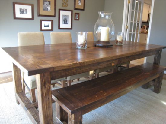 This Table Is Absolutely Gorgeous. Again, It Would Require A Larger Dining  Space But If You Have It Available Then This Would Be A Great Way To Fill  It.