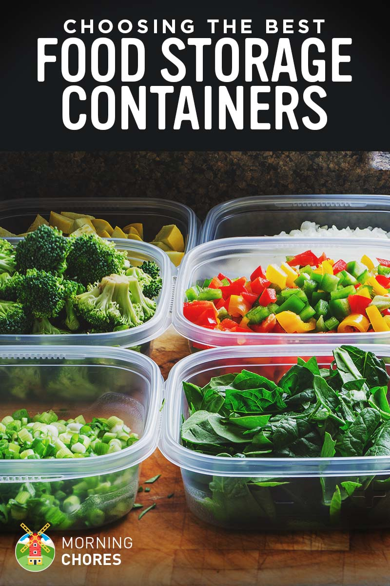 10 Best Food Storage Containers Plastic Glass and Stainless Steel