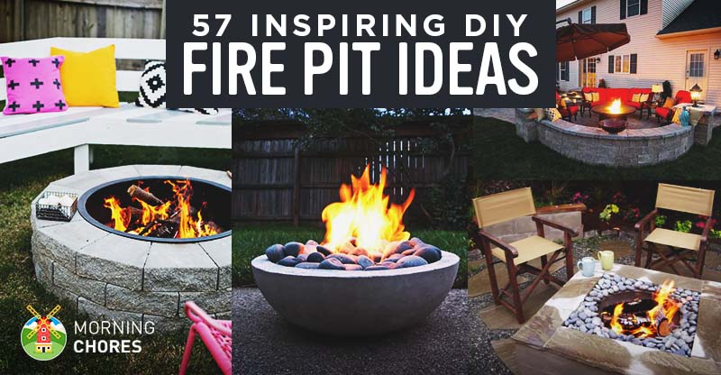 fire pit ideas 57 inspiring diy outdoor pit ideas to make s mores 31572