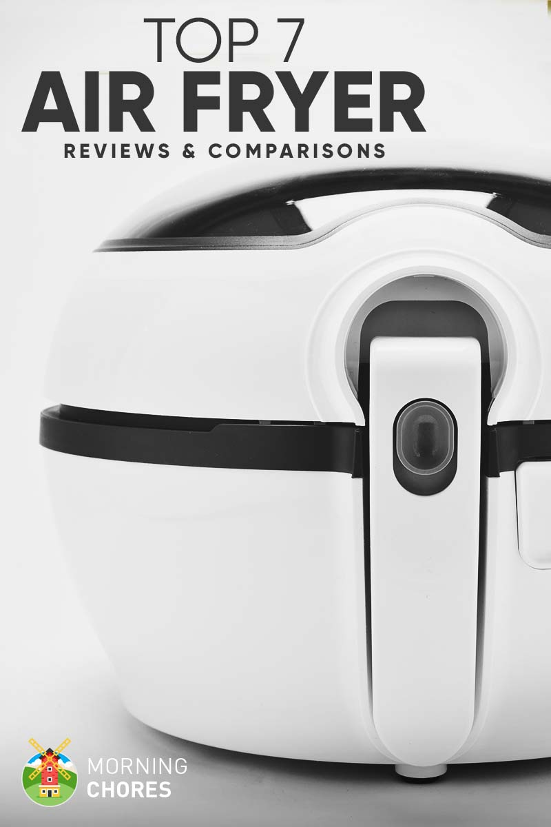 7 Best Air Fryer Reviews For Oil Less Fried Food That