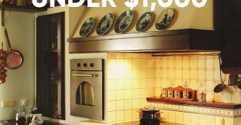 8 DIY Tips for Kitchen Remodel Ideas under $1000 FB