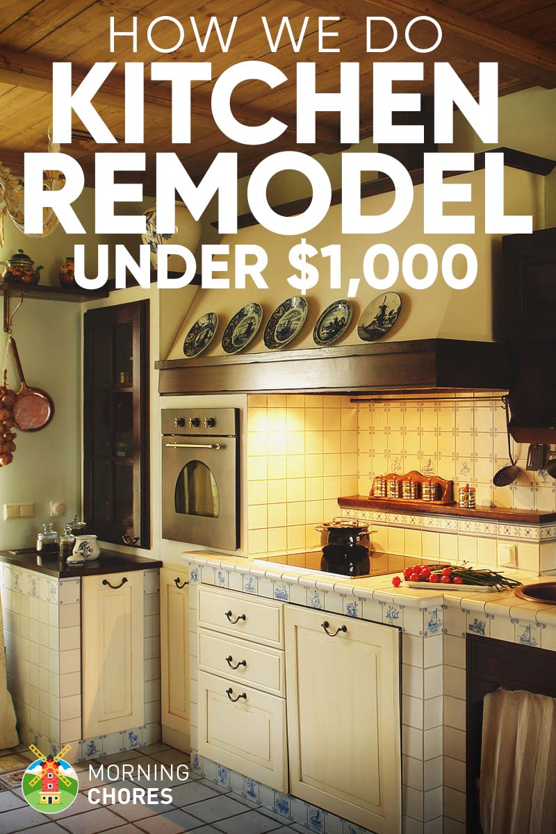 diy kitchen remodel ideas diy kitchen remodel ideas how we do it for under 1000