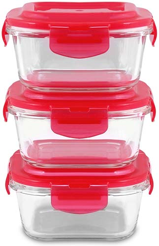 10 Best Food Storage Containers Plastic Glass And