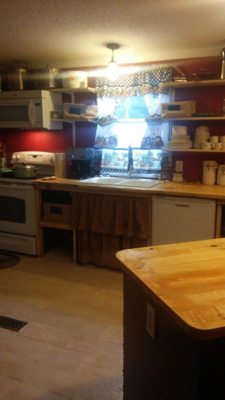 Our Finished Kitchen
