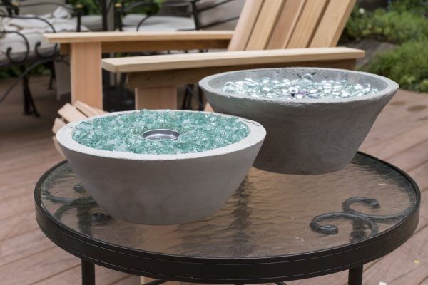 This Fire Pit Is A Little More Extensive You Actually Make The Bowl That Everything Sits Inside Of So It Will Take Longer To But By