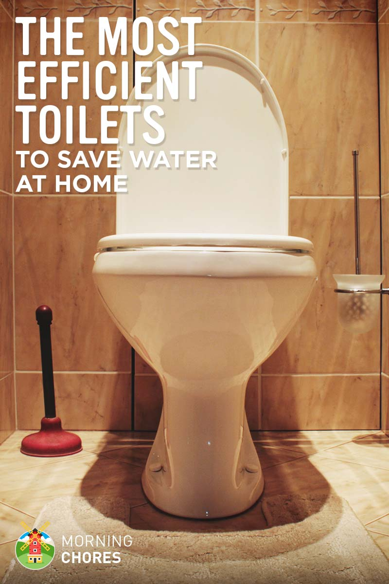 7 Best Low-Flow Water Conserving Toilets to Efficiently Save Water ...
