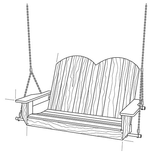 porch-swing-blueprint