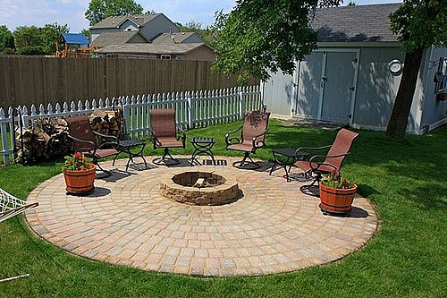 Bon So You Want A Fire Pit, But Youu0027d Like To Have It In A Nice Patio Area?  Well, I Can Understand That. That Is Why We Are Sharing This Awesome Post.